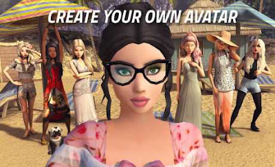 Avakin Life – 3D virtual world Apk + Mod Money for android