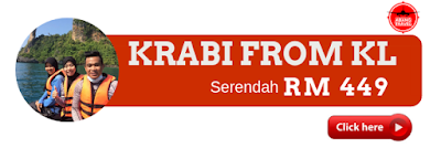 Pakej Krabi From KL