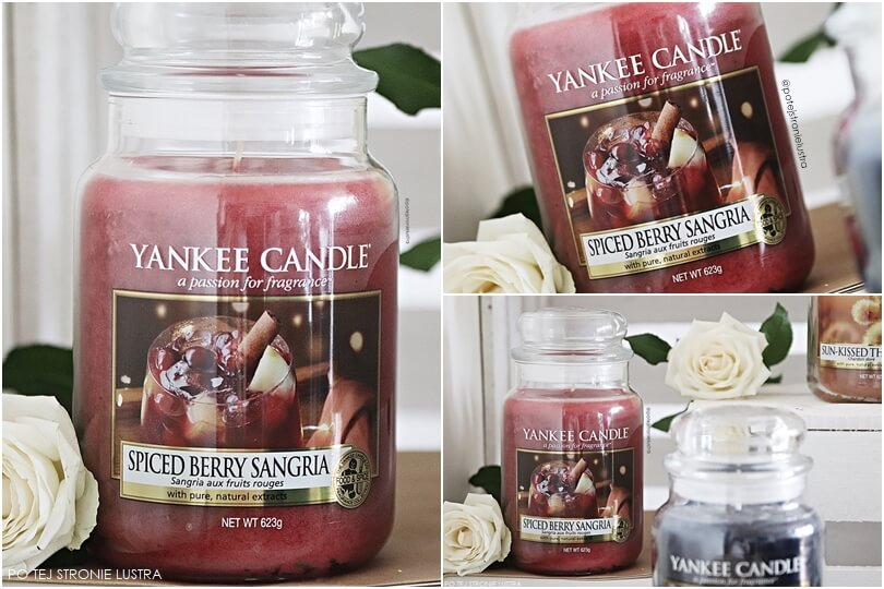 yankee candle spiced berry sangria