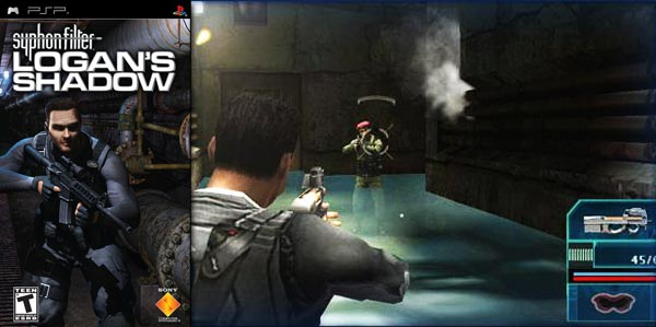 Syphon Filter logan's shadow ppsspp