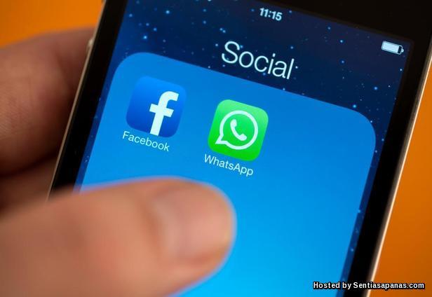 Whatsapp+Facebook