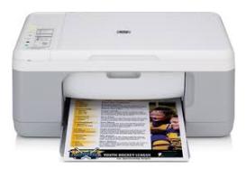 HP Deskjet F2200 Series All-In-One Printer