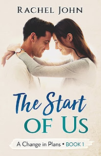 The Start of Us by Rachel John