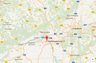 map PCM17   Pentaho Community Meeting: November 10 12, Mainz