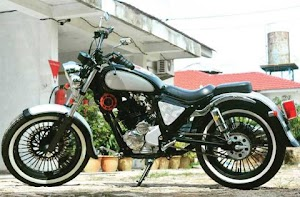 10 Modifikasi Yamaha Scorpio ini Super Tajir Dan Bikin Melongo Yang Melihatnya