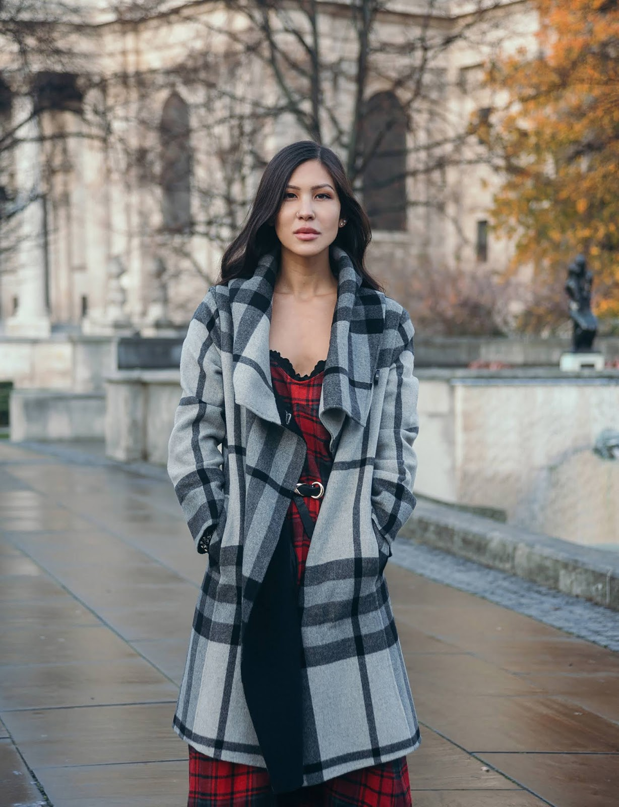 Euriental | luxury travel & style | Zara gingham dress