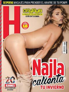 H para Hombres México – Enero 2019