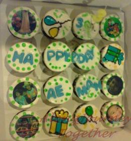 HAPPY 3RD BIRTHDAY AEMAN