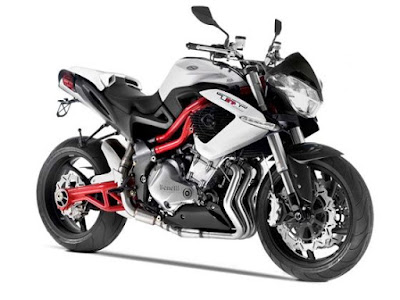 Benelli TNT 899 right side image;;