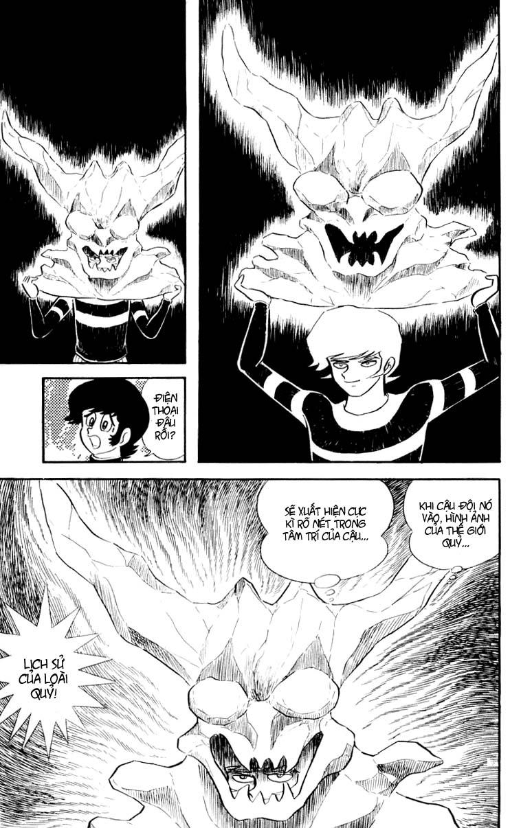 DevilMan chapter 2.1 trang 11