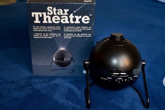 Star Theatre: real stars in your room