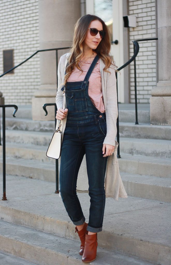 How to Wear Overalls: Casual Meets Chic + #WIWT