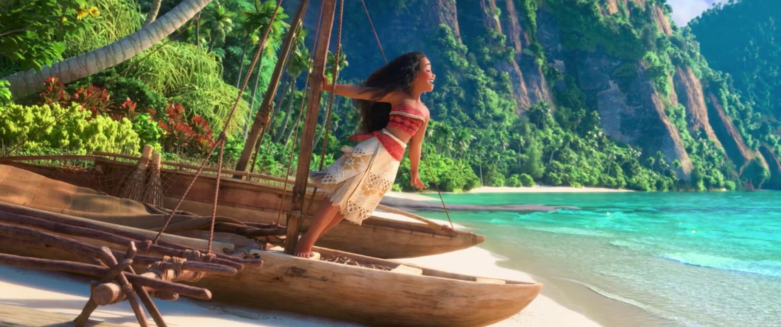 Extremamente As mais lindas imagens Disney Moana   Blog dos Esquilos SQ32