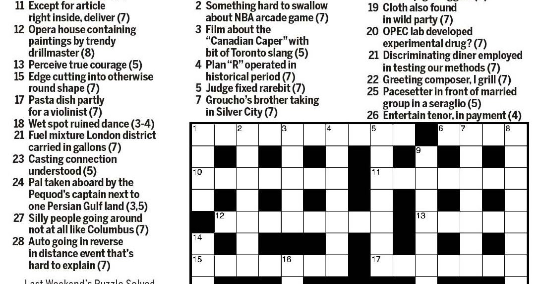 National post cryptic crossword forum saturday february 24 2018 national post cryptic crossword forum saturday february 24 2018 top to bottom left to right m4hsunfo