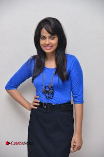 Actress Nandita Swetha Stills in Black Mini Skirt at Ekkadiki Potavu Chinnavada Movie Special Show  0010.JPG