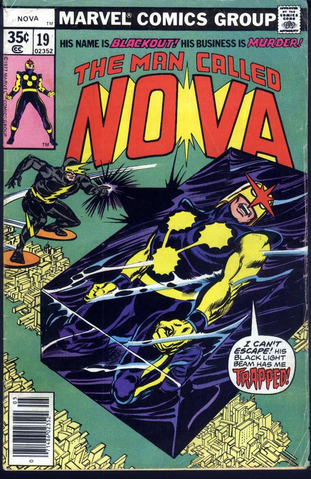 Nova (1976) 19 Page 1