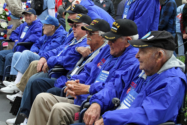 Image: Korean War Veterans, by Monica Volpin on Pixabay