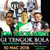 Pemuda PAS Terengganu bersungguh ajak tengok bola, bukan masjid