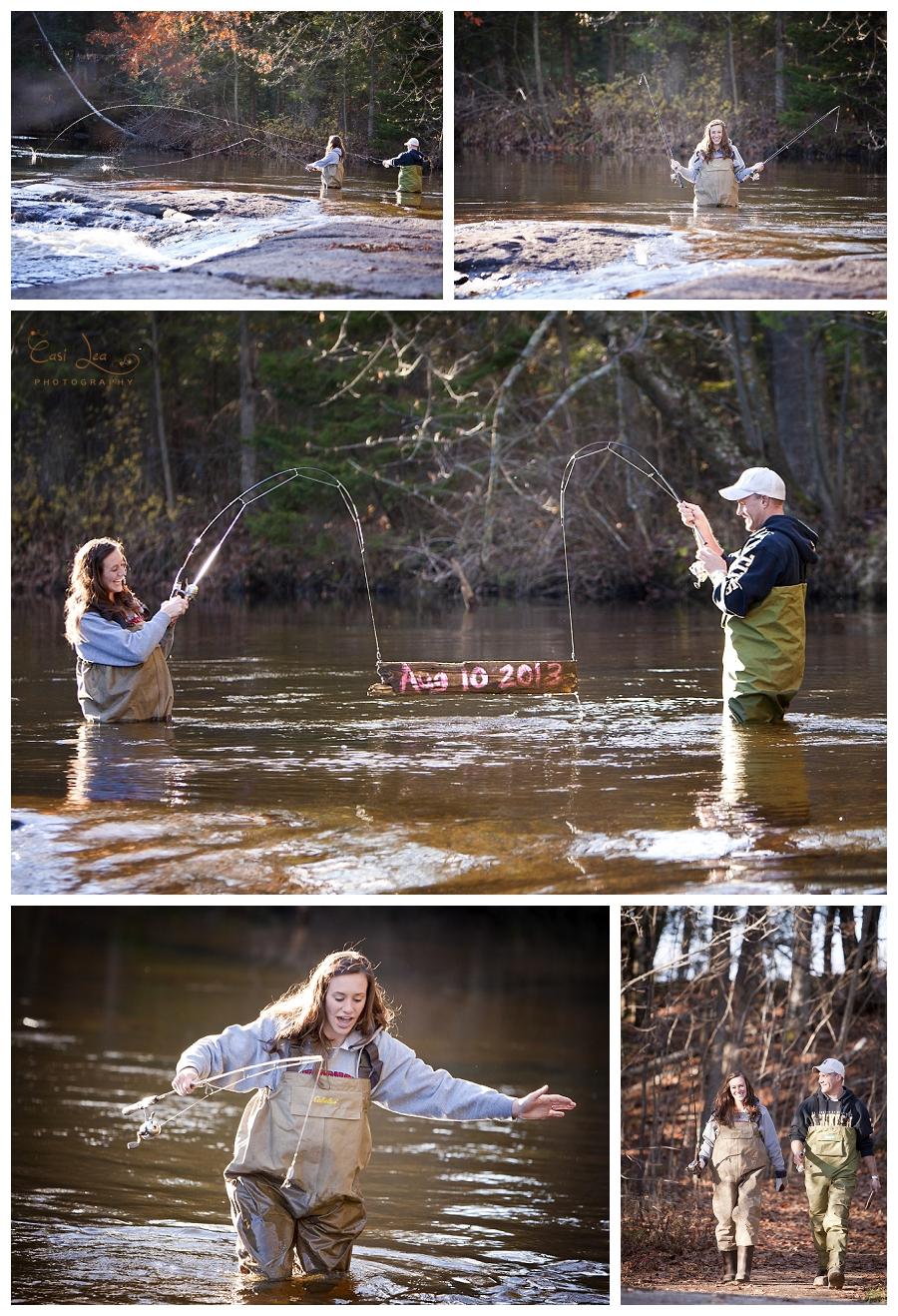 creative save the date ideas   www.CasiLea-Photography.com