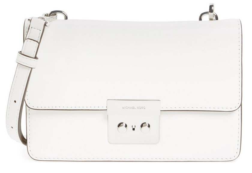 286665979c8d76 MICHAEL Michael Kors Small Sloan Leather Crossbody Bag for only $114 (reg  $228)