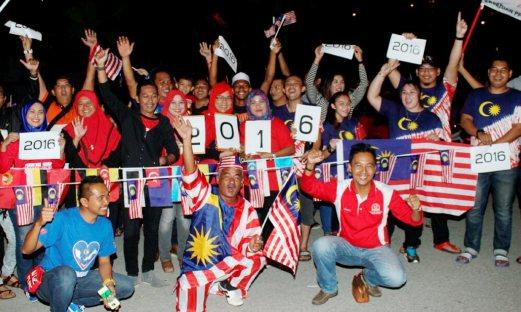 Sambutan ambang merdeka 2016 di Kelantan, 6 gambar sambutan ambang malaysia merdeka 2016, gambar sambutan ambang merdeka ke-59 bersama perdana menteri datuk seri najib razak, debaran menuju ambang merdeka 2016 menunggu detik jam 12 tengah malam tanggal 31 ogos 2016, konsert merdeka sehati sejiwa sempena hari kebangsaan malaysia 2016