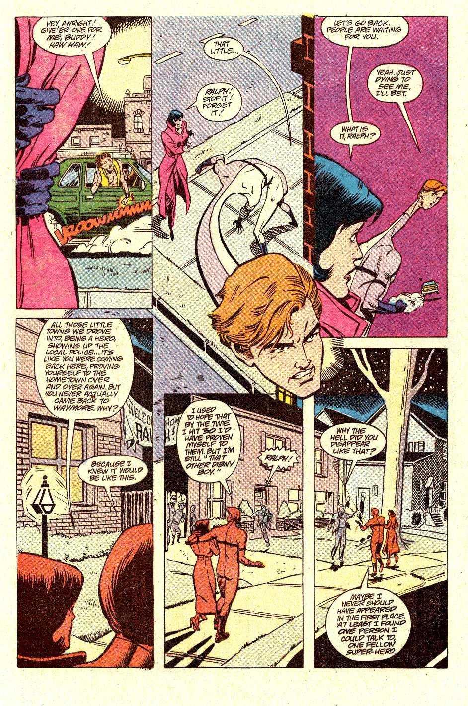 Read online Secret Origins (1986) comic -  Issue #30 - 17