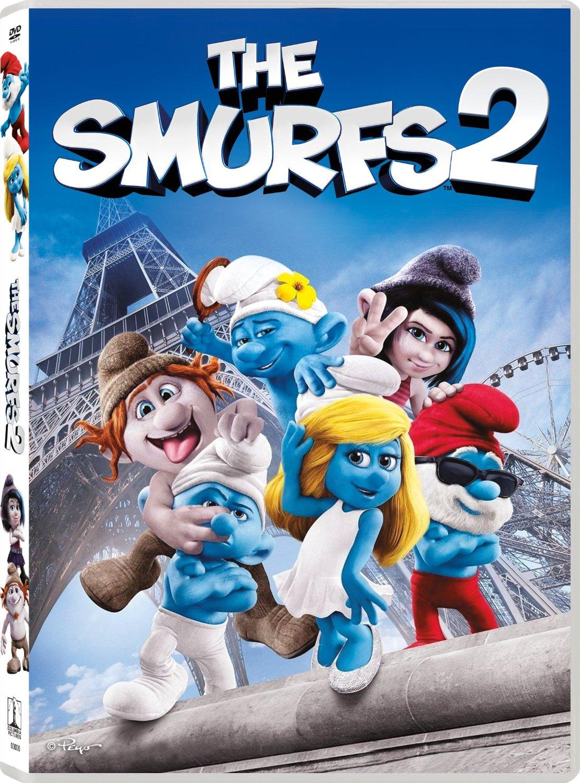 Os Smurfs 2 Dublado