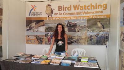 Turisme promociona por primera vez la oferta de turismo ornitológico en el 'Delta Birding Festival'