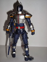 SH Figuarts Kamen Rider Blade back view