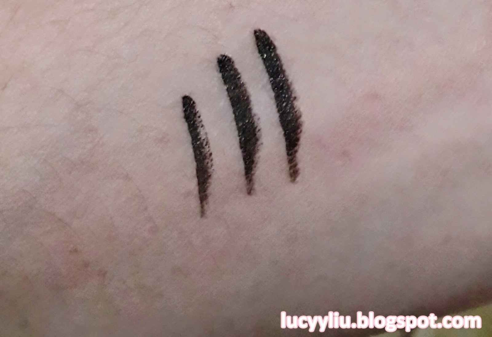 Etude House Drawing Show Brush Liner Review