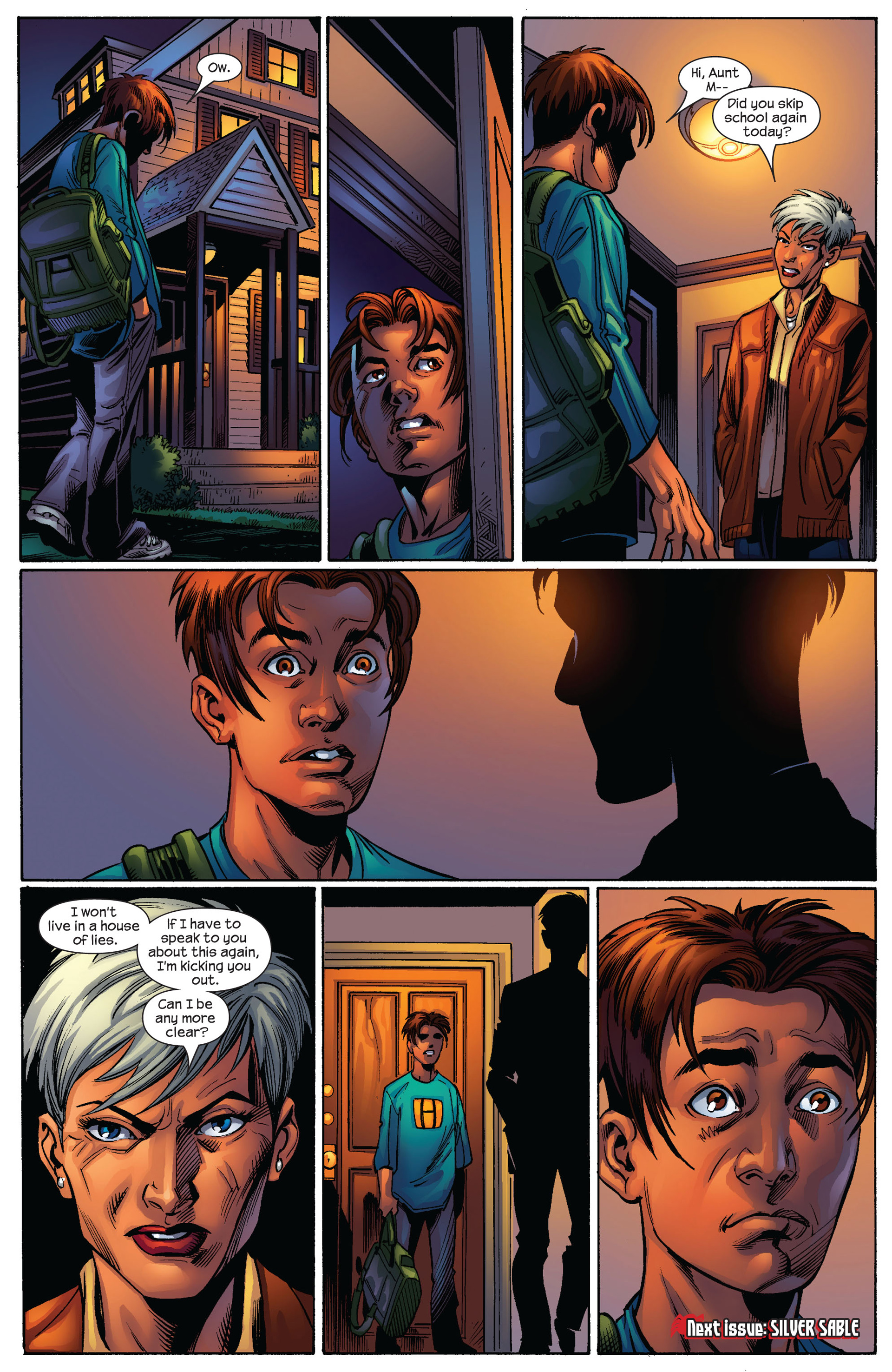 Read online Ultimate Spider-Man (2000) comic -  Issue #85 - 22