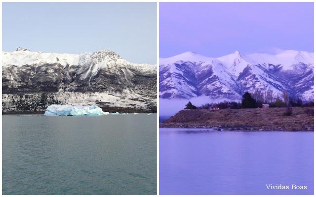 Navegação Glaciares