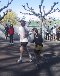 9 medias maratones Leon