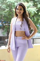 Tanya Hope in Crop top and Trousers Beautiful Pics at her Interview 13 7 2017 ~  Exclusive Celebrities Galleries 003.JPG