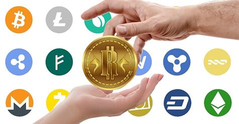 Cryptocurrency back by real estate