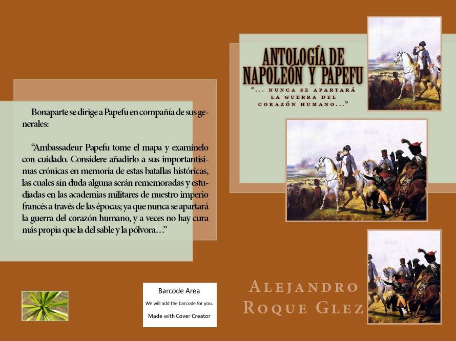 Antologia de Napoleón y Papefu en alejandroslibros.com