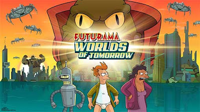 Futurama: Worlds of Tomorrow Apk + Mod for Android Offline & Online
