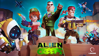 Alien Creeps TD MOD APK Unlimited Money Coins Gems Heroes Unlocked v2.22.0