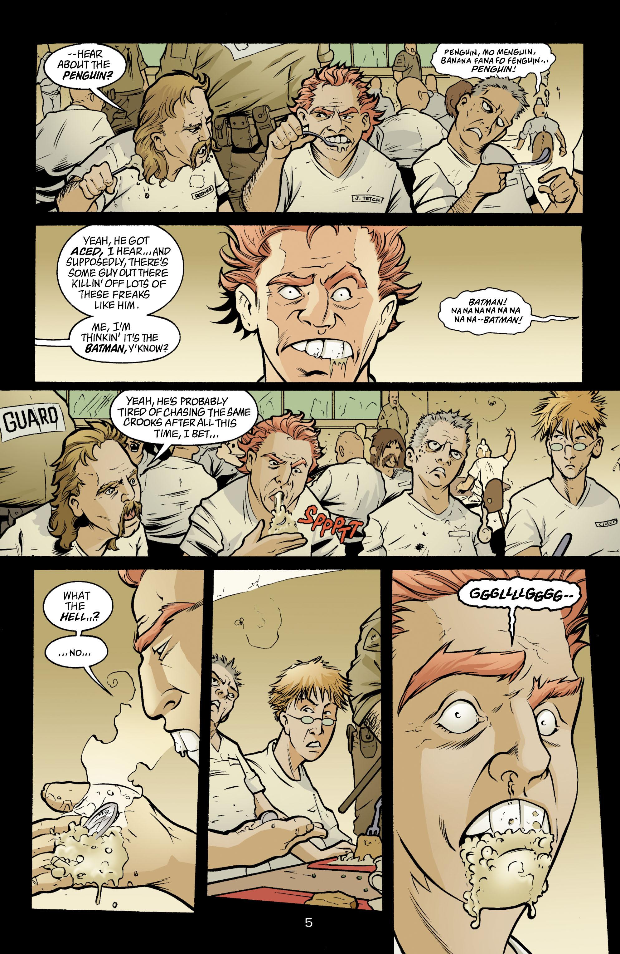 Detective Comics (1937) 780 Page 5