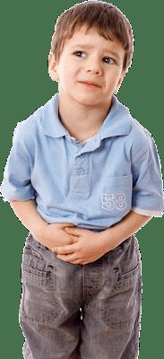 Perut Kembung Pada Anak dan Bayi