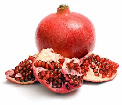 manfaat buah delima untuk kesehatan secara umum