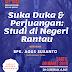 OPBB : Suka Duka & Perjuangan Studi di Negeri Rantau