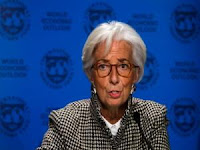 CHRISTINE LAGARDE : INDIA SHOULD FOCUS ON WOMEN'S INCLUSION IN ECONOMY