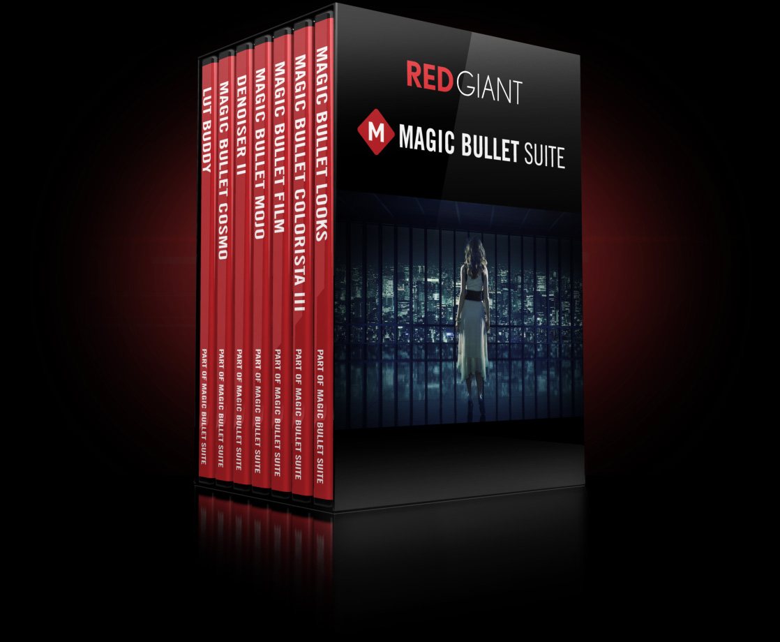 Red Giant Magic Bullet Suite 13 0 6