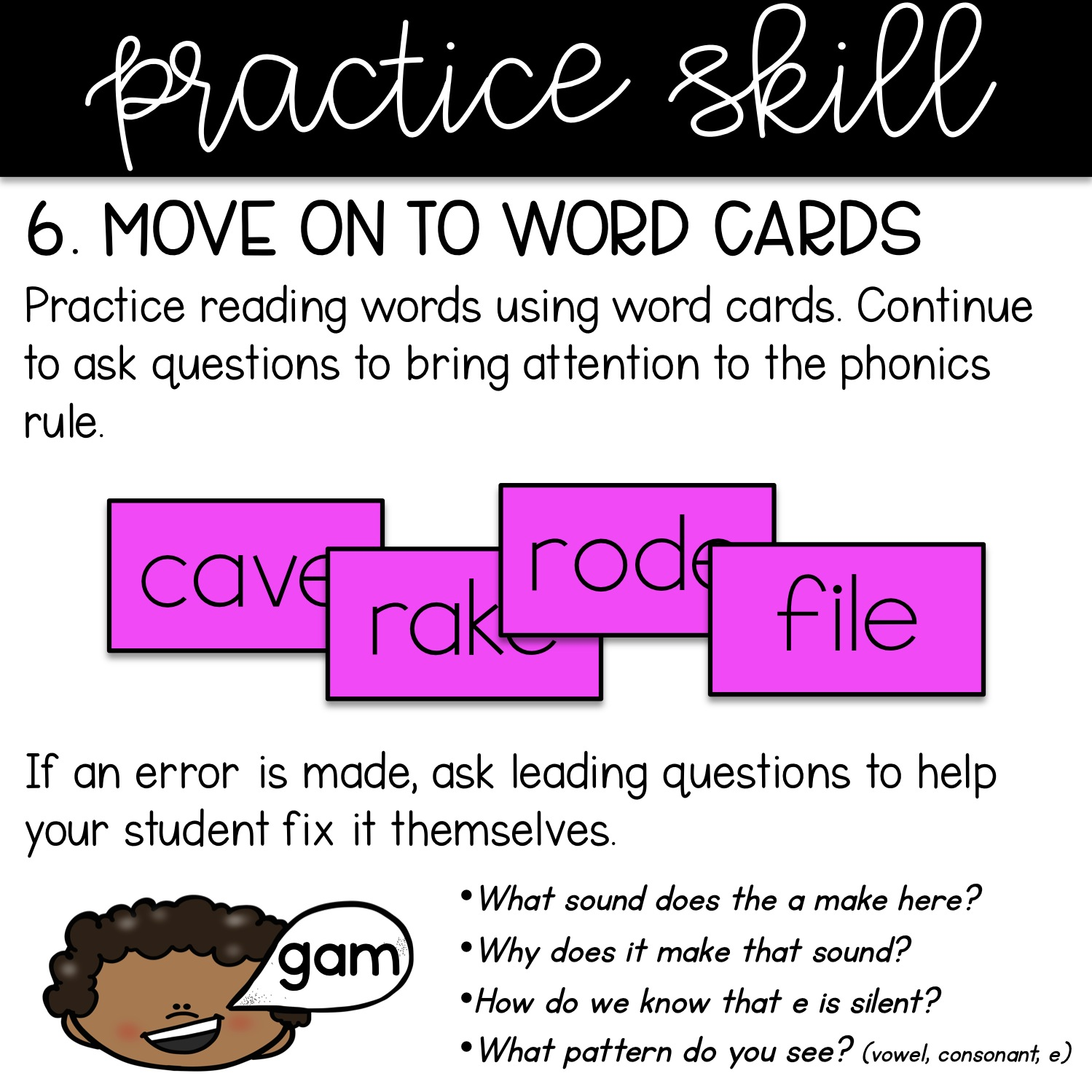 Sarah s First Grade Snippets Phonics Intervention