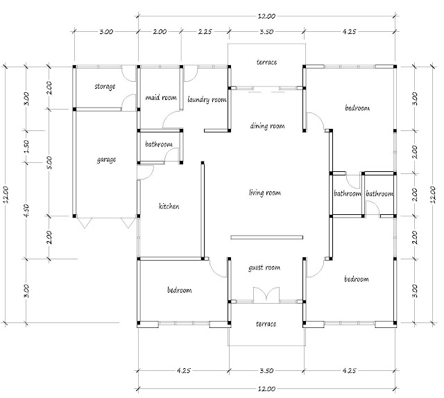 house plan collection 46