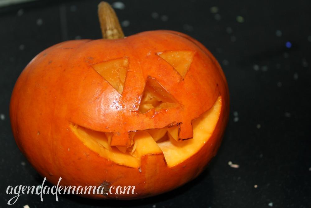 DIY Cmo hacer tu propia calabaza de Halloween La agenda de mam