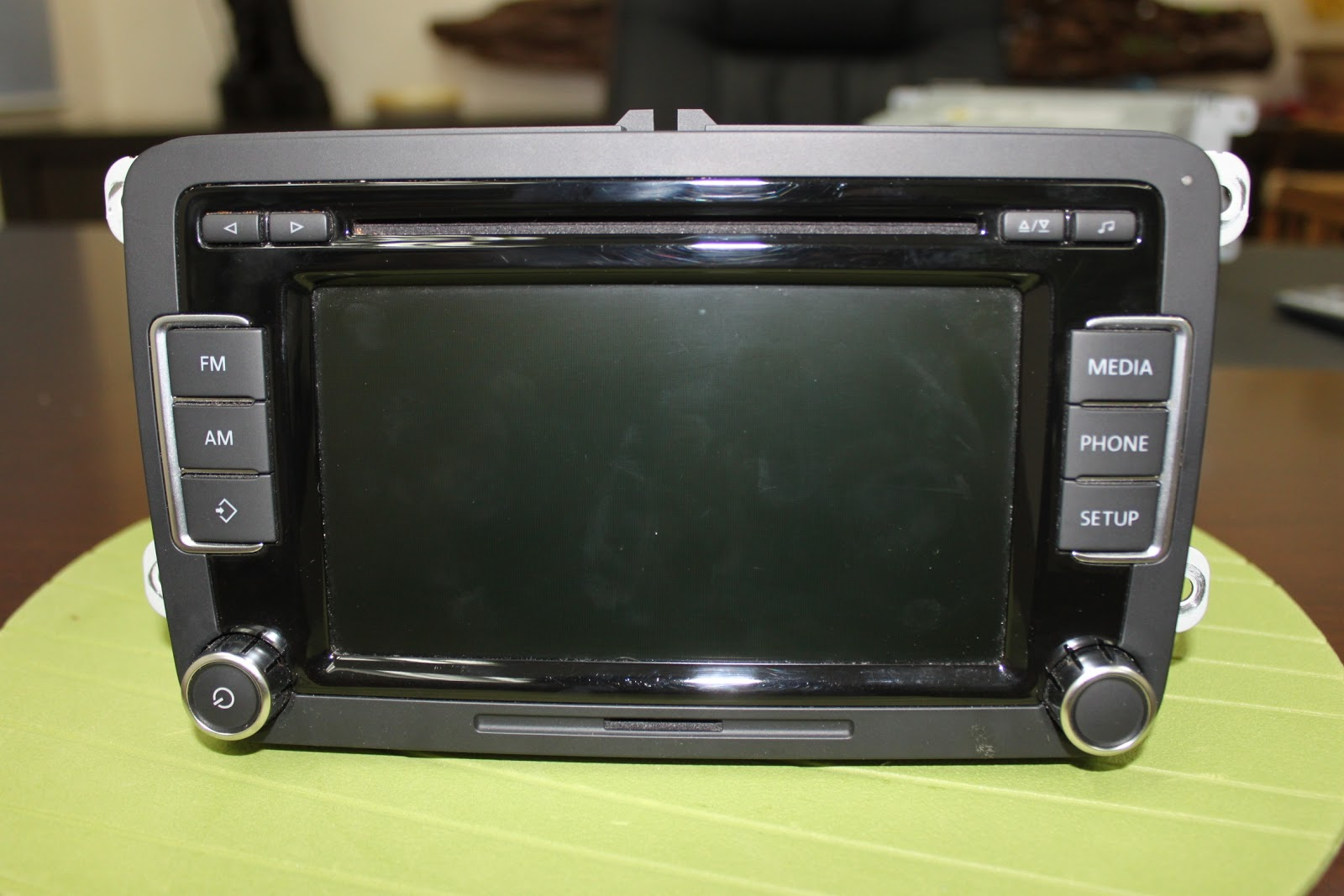 GENUINE VOLKSWAGEN MP3 CD RADIO RCD510 RADIO (PREMIUM) | VW Merchandise