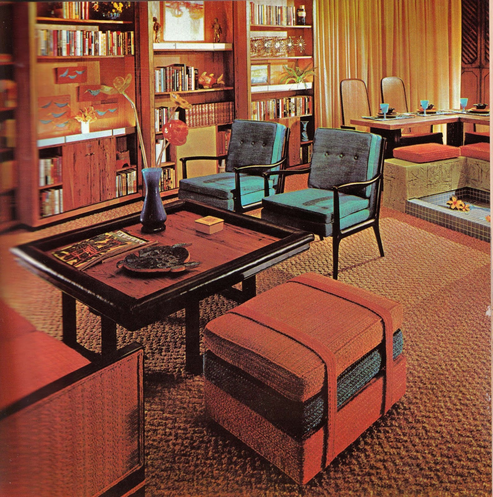 Home Design Classic Ideas: 1960s Interior D Cor: The Decade Of Psychedelia Gave Rise