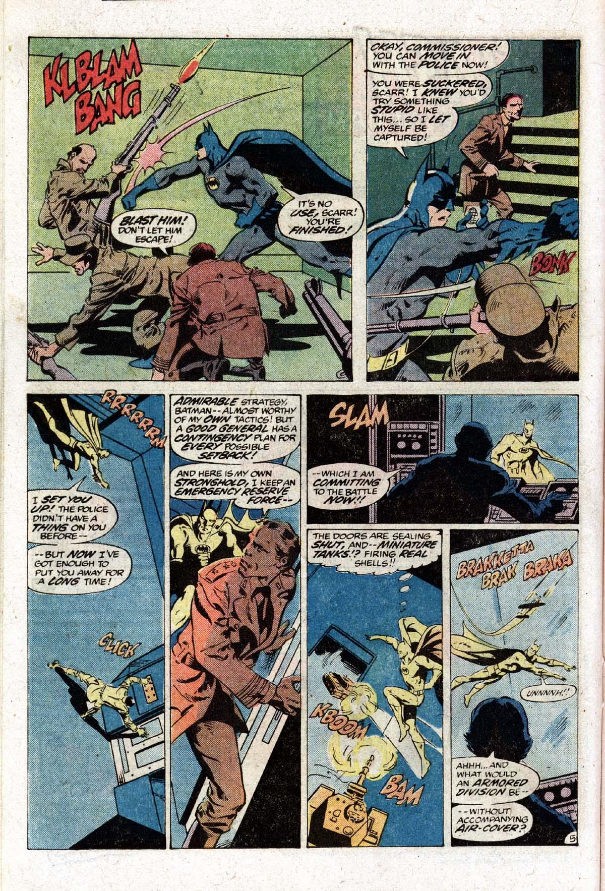 Detective Comics (1937) 492 Page 20